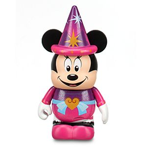 Vinylmation Disneyland Paris Minnie Mouse Figure -- 3