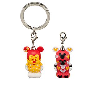 Vinylmation Jr. Pairs 2 Series -- Minnie Mouse -- 2-Pc.