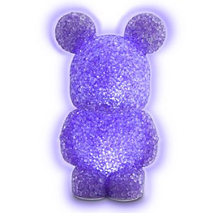 Vinylmation Light-Up 7 Figure -- Purple