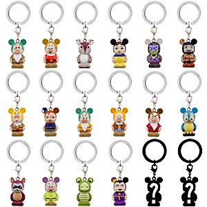 Vinylmation Jr. Series 6 Snow White and the Seven Dwarfs Keychain - 1 1/2