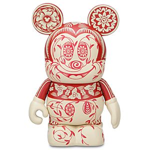 Online Exclusive Vinylmation D-Tour 3 Figure -- Mickey Mouse Paper Cut