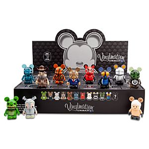 Vinylmation Urban 9 Series Tray 3 Figures -- 24-Pc.