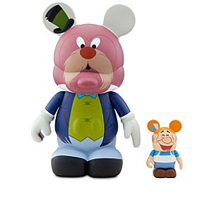 Vinylmation Alice in Wonderland Walrus with Carpenter - 9 & 3