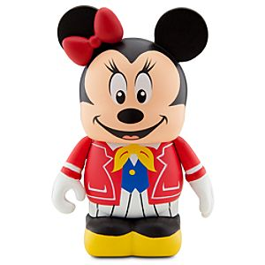 Vinylmation Disney Cruise Line Minnie Mouse Figure -- 3