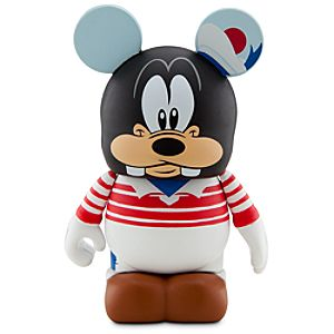 Vinylmation Disney Cruise Line Goofy Figure -- 3