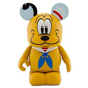 Vinylmation Disney Cruise Line Pluto Figure -- 3