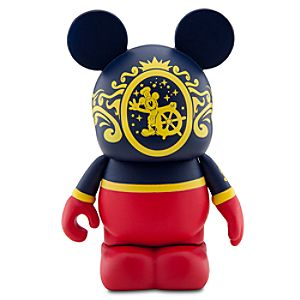 Vinylmation Disney Cruise Line Disney Wonder Figure -- 3