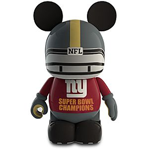 Vinylmation NFL Super Bowl XLVI Champion Figure -- 3