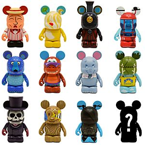 Vinylmation Park 9 Series Figure -- 3 H