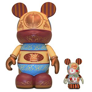 Vinylmation Park 9 Series 9 Figure -- Toy Story Midway Mania with 3 Target