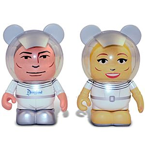 Vinylmation Tomorrowland 2 pc Set - 3