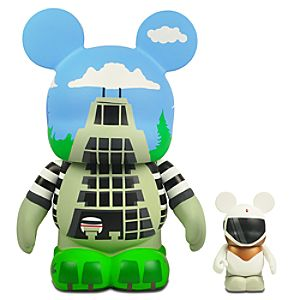 Vinylmation Park 8 Series 9 Figure -- Disneys Contemporary Resort
