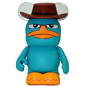 Vinylmation Phineas and Ferb Series 3 Figure -- Agent P