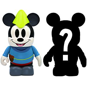 Vinylmation Park 9 Series Combo Pack -- 3 with Mickey Mouse as The Brave Little Tailor