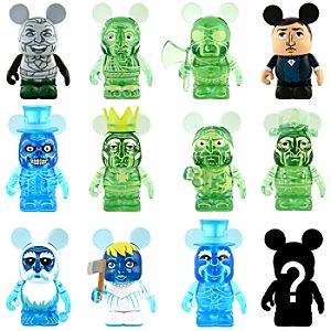 Vinylmation Haunted Mansion Series Figure -- 3 H