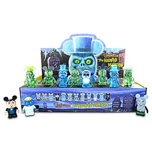 Vinylmation Haunted Mansion Series Tray 3 Figures -- 24-Pc.