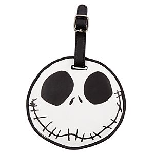 Jack Skellington Luggage Tag