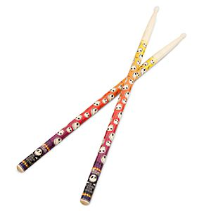 Jack Skellington Drumsticks -- 2-Pc.