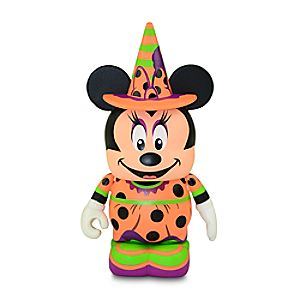 Vinylmation 3 Figure -- 2012 Halloween Minnie Mouse