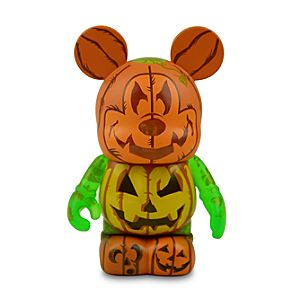 Vinylmation 3 Figure -- 2012 Halloween Jack OLantern Mickey Mouse