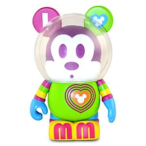Vinylmation I Love Mickey Series 3 Figure: Stripes