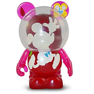 Vinylmation I Love Mickey Series 3 Figure: Pink
