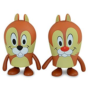Vinylmation Popcorn Series Figure - Chip an Dale