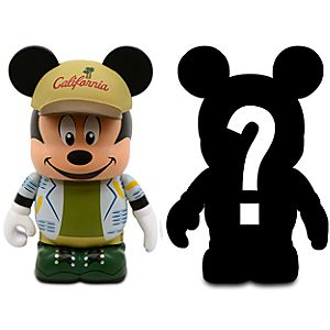 Vinylmation Park 11 Series 3 Figure Combo Pack - Disney California Adventure
