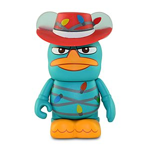 Vinylmation Agent P Figure - 3