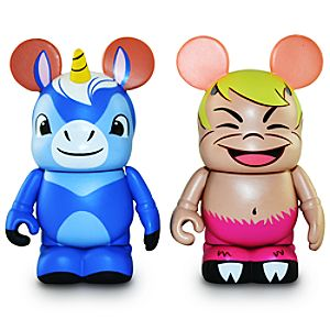 Vinylmation Fantasia Series 3 Figure Set - Unicorn and Faun