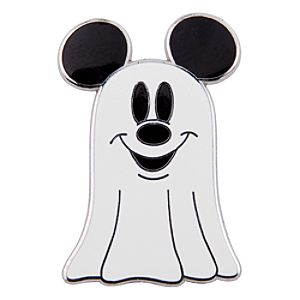 Mickey Mouse Ghost Pin