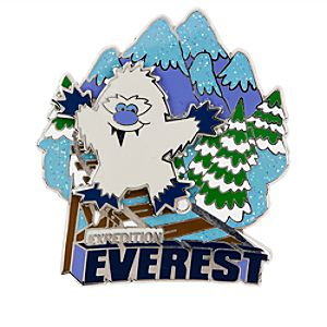 Yeti Pin - Expedition Everest