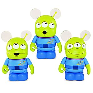 Vinylmation Disney/Pixar Series 3 Figure Set - Toy Story Aliens - 3-Pc.