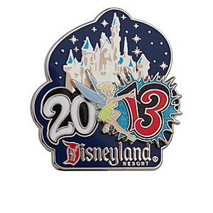 Tinker Bell Pin - Disneyland - 2013