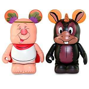 Vinylmation Fantasia Series 3 Figure Set - Bacchus and Jacchus