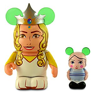 Vinylmation Oz Series Figure Set - 3 Glinda with 1 1/2 China Girl