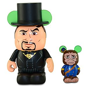 Vinylmation Oz Series Figure Set - 3 Oscar Diggs with 1 1/2 Finley