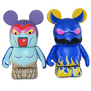 Vinylmation Fantasia Series 3 Figure Set - Harpy and Demon