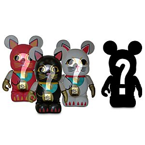 Vinylmation Urban Redux Series 1 Lucky Cat Combo Pack - 3