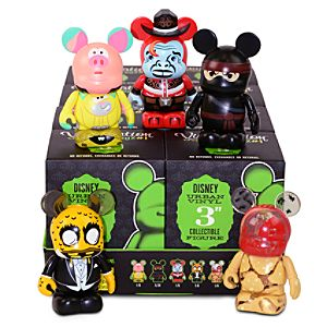 Vinylmation Urban Redux 1 Series Tray 3 Figures