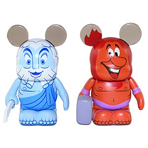 Vinylmation Fantasia Series 3 Figure Set - Zeus and Vulcan