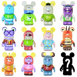 Vinylmation - Monsters University Series Figure - 3