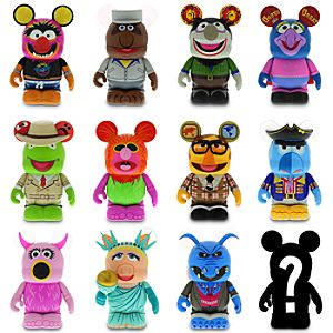 Vinylmation Muppets 3 Series Figure - 3