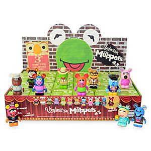 Vinylmation Muppets 3 Series Tray