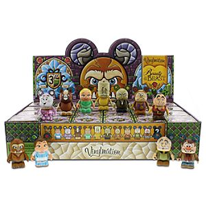 Vinylmation Beauty and the Beast 1 Series Tray