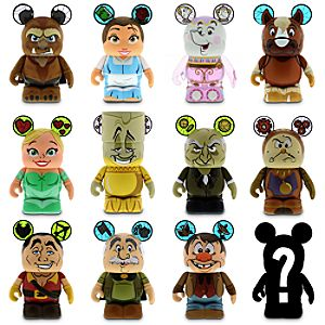 Vinylmation Beauty and the Beast 1 Series Figure - 3