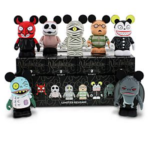 Vinylmation Tim Burtons The Nightmare Before Christmas Series 2 Tray