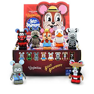 Vinylmation Silly Symphony Series Tray