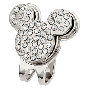 Mickey Mouse Icon Golf Cap Clip