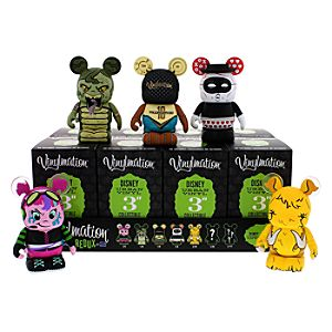 Vinylmation Urban Redux 2 Series Tray 3 Figures